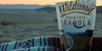 Wildway Granola is the perfect healthy snack for on the go