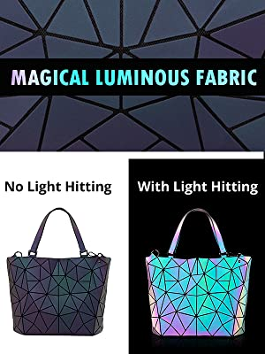 Geometric Luminous Purses