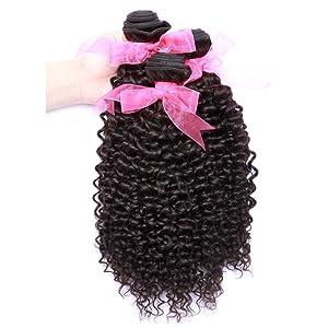 hair extensions 100% human hair virgin hair bundles kinky curly bundles human hair curly hair