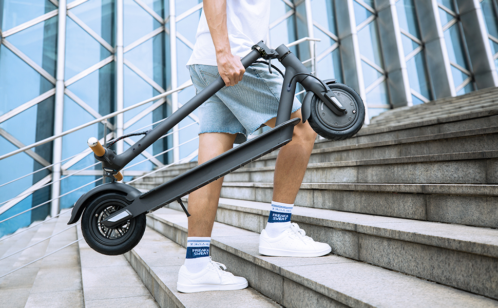 Amazon.com: TOMOLOO - Patinete eléctrico de dos ruedas ...