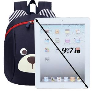 kids toddler bag cute robot small Bear rabbit dinosaur preschool backpack safety harness children