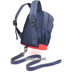 cheap safety harness leash chest strap school bag lunch box infant rucksack kindergarten little boy