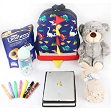 mini cute shark fish toddler backpack kid leash school bag kindergarten 1 2 3 4 5 boy girl infant