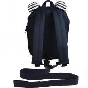 removable safety harness leash design backpack kindergarten book lunch bag toddler backpack boy girl