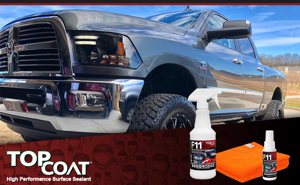 Where Can I Buy Top Coat F11 >> Amazon Com Topcoat F11 Master Craftsman Polish Sealer Automotive