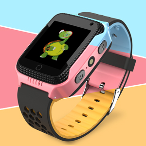 OLTEC 【2019 Update】 Smart Watch for Kids