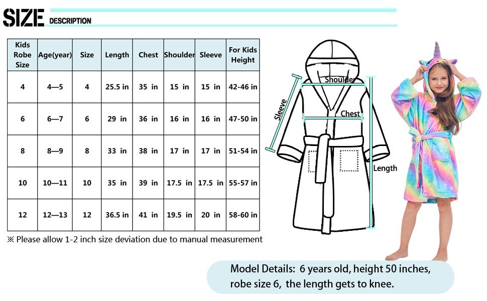 New Older Girls  Super Soft Fleece Robe Leopard Print Dressing Gown 12-13 Years