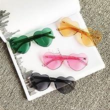 7eb8e7a2288 colorful fun heart retro women sunglasses. elegant cat eye glasses. wearme  pro eyewear