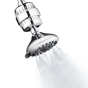 fixed showerhead