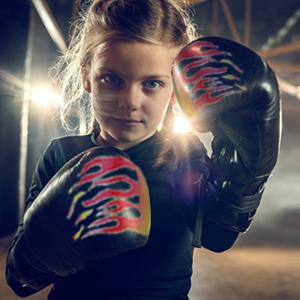 Kickboxing Training Gloves