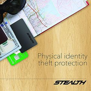 Amazon.com: Stealth RFID - Tarjeta de crédito con chip, 1 ...
