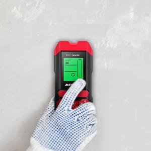 perfeciti Detector De Pared con Sensor Inteligente Metal AC Alambres Esc/áner De Madera con Pantalla LCD para Detecta AC Cable Azulejos Y Metal Tuber/ías Madera