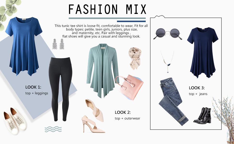 fashion mix
