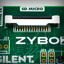 Digilent Zybo Z7: Zynq-7000 ARM/FPGA SoC Development Board (Zybo Z7-10)