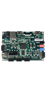Amazon com: Digilent Zybo Z7: Zynq-7000 ARM/FPGA SoC Development