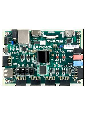 Digilent Zybo Z7: Zynq-7000 ARM/FPGA SoC Development Board (Zybo Z7-20)