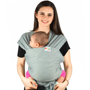 Amazon Com Baby Carrier Wrap Slings Natural Cotton Multiple