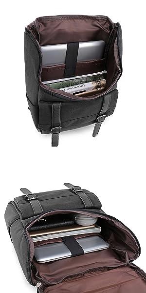 Amazon.com: Weekend Shopper Lightweight Canvas Backpack