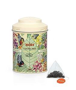 Boh pirámide bolsas de té: Amazon.com: Grocery & Gourmet Food