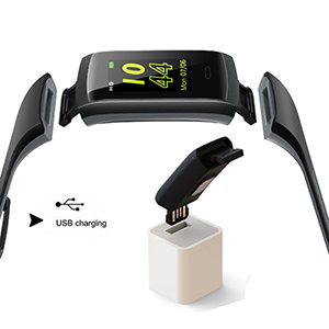 USB Charger fitness tracker