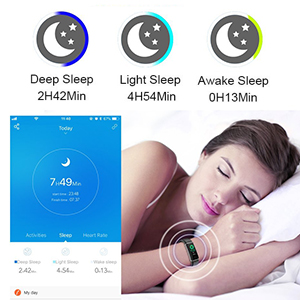 Yamay Sleep Tracker