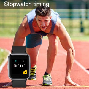 yamay smart watch fitness tracker watch