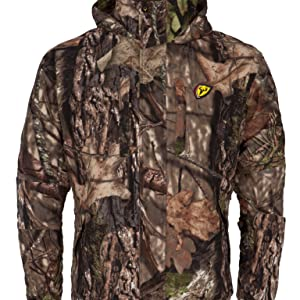 Scent Blocker Outfitter Jacket Camo Hunting Mossy oak