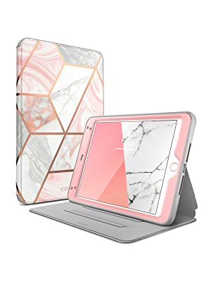 i-blason cosmo case for iPad Mini 5 and iPad Mini 4  with Built-in Screen Protector and smart cover