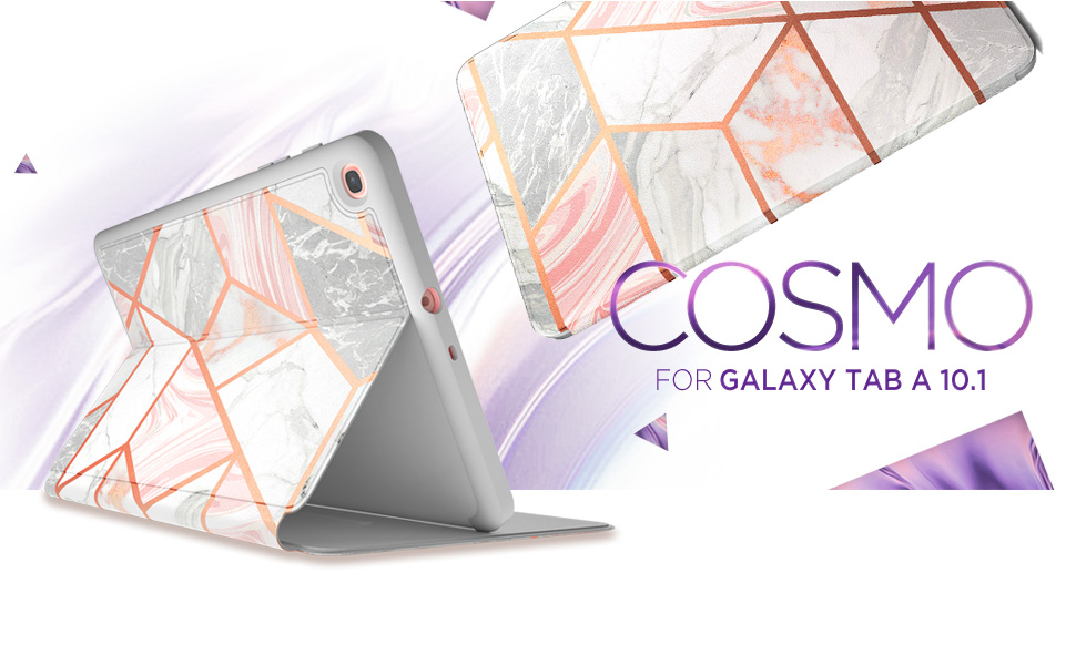 i-Blason Cosmo Full-Body Case for Galaxy Tab A 10.1'' (SM-T510/T515) with Screen Protector