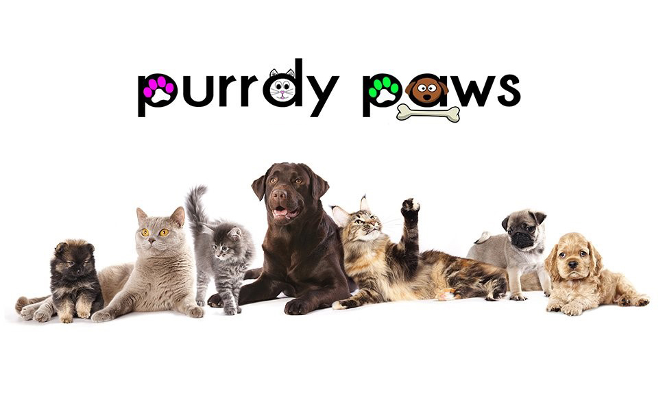 Purrdy Paws Soft Nail Caps for Cats and Dogs