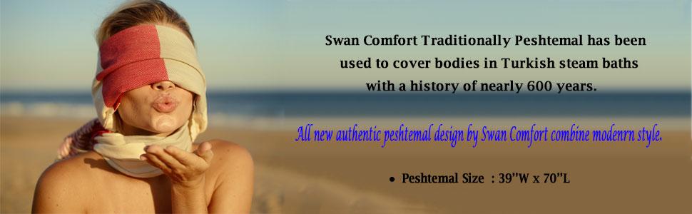 Swan Comfort Turkish Towels