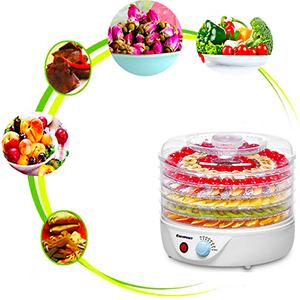 Amazon Com Excelvan 5 Tier 240w Electric Food Fruit