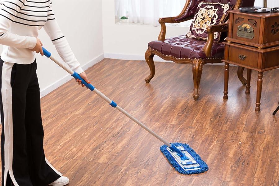 Amazon Com Allzone Professional Microfiber Mop For