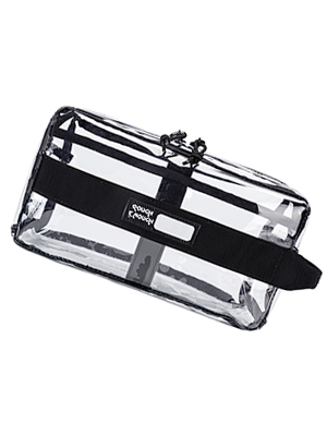 rough enough clear tsa approved toiletry bag cosmetic makeup organizer for travel outdoor school gym