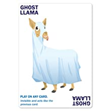 Llama Drama Card Game - Fun and Competitive Card Games - Easy to Learn for  Kids and Adults