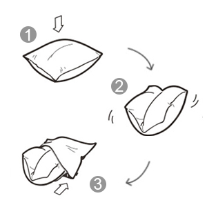 How to Create a Plump Pillow?