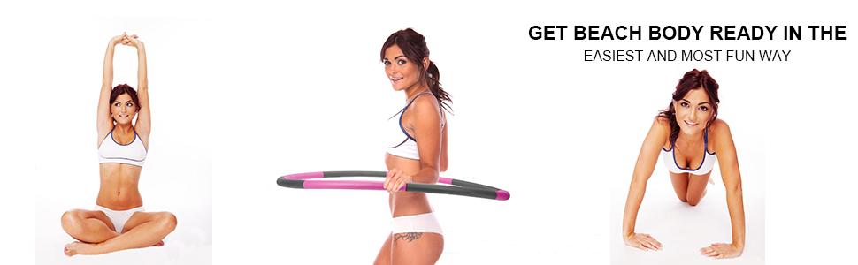 fitness hula hoop