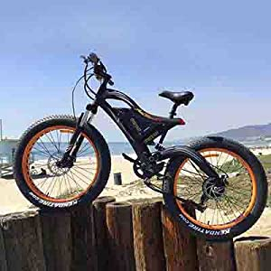 Addmotor Motan Electric Bike 26 Inch Fat Tire 500w