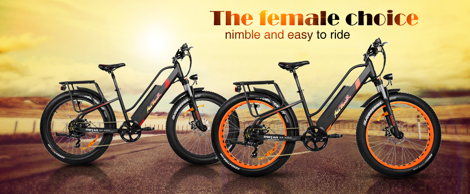 Amazon.com : Addmotor MOTAN Electric Bicycle Fitness Bike