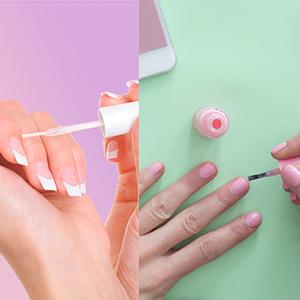Easy Process to Apply Nail Polish