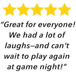 game night, family night, party games, family games, kids games, laughing games, quick games
