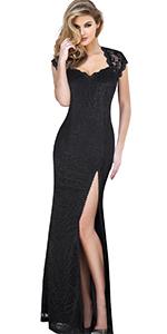 Elegant Dresses with Ruching