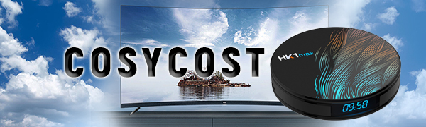 Welcome to COSYCOST TV Box!