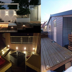 Amazon.com: FVTLED Low Voltage LED Deck Lighting Kit