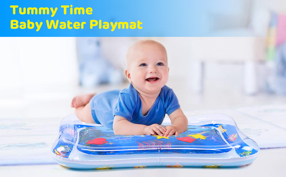 baby water mat