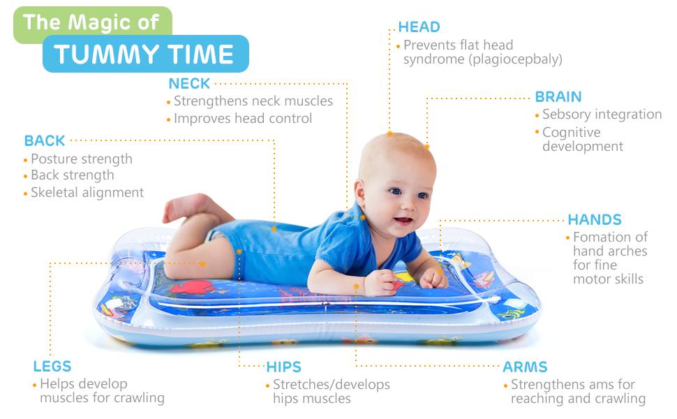 water mat baby