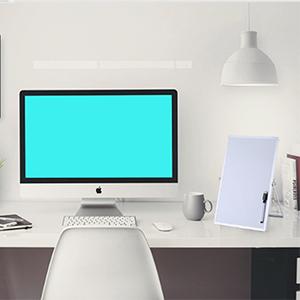 tabletop dry erase board Reminder Board clipboard To Do List bulletin board note board