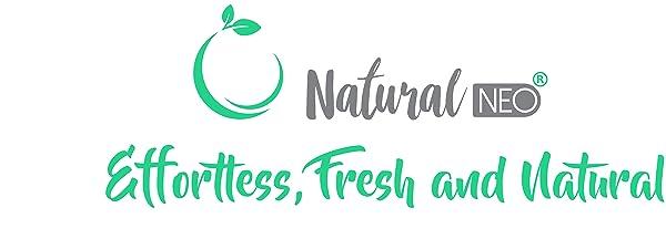NaturalNeo Logo Banner