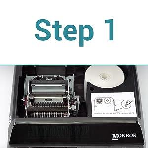Step 1 M33X