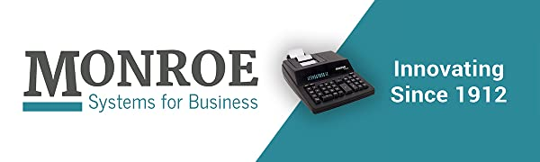 Monroe Systems for Business 6120X Black